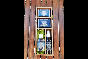 Men's Organic Care Set